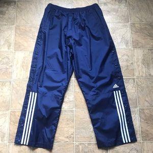 Adidas Basketball Tear Away Pants